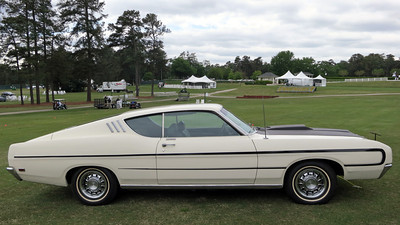 Pinehurst Concours Ford Torino