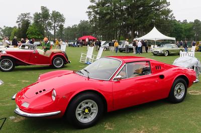 Pinehurst Concours Ferrari Dino