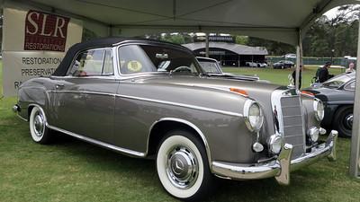 Pinehurst Concours Mercedes 01