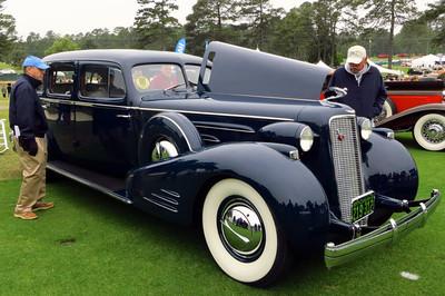 Pinehurst Concours Cadillac 07