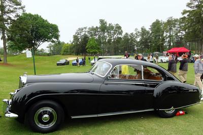 Pinehurst Concours Bentley