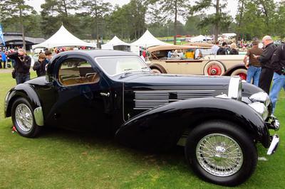 Pinehurst Concours Bugatti