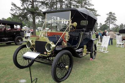 Pinehurst Concours Ford Model T