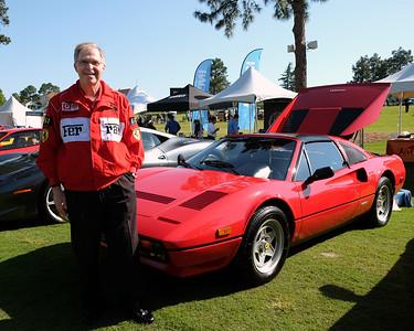 Dr Dave Martin Ferrari 308
