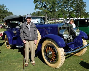Robert Hebert Sr 1919 Pierce Arrow