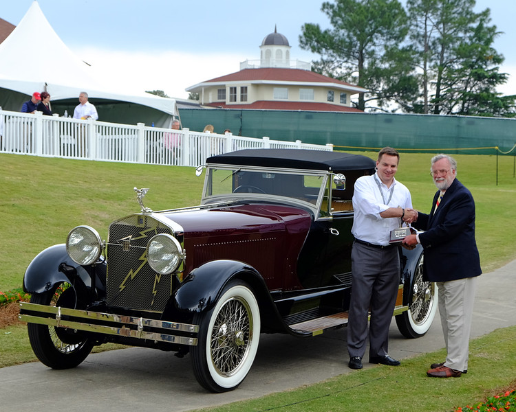 Best in Show Pinehurst Concours