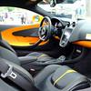 McLaren 570 interior