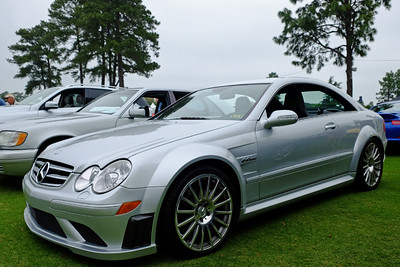 Mercedes CLK 6 3 AMG Black Series