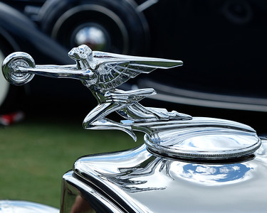 Radiator cap hood ornament 02