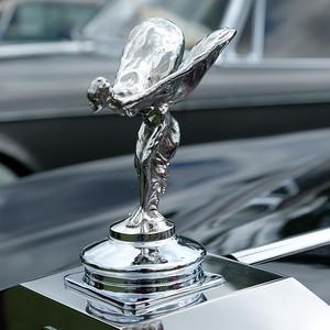 Radiator cap hood ornament 04
