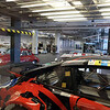 Porsche Museum workshop