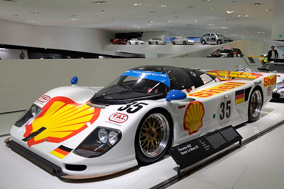 Porsche Museum 962