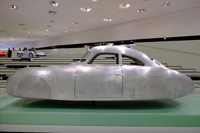 Porsche Museum 356 model