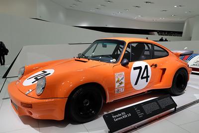 Porsche Museum 911 Carrera RSR