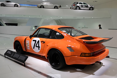 Porsche Museum 911 Carrera RSR 02