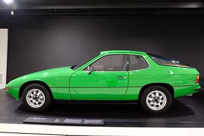 Porsche Museum 924