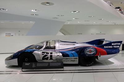 Porsche Museum 917 Martini 917