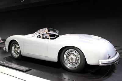 Porsche Museum 356 Roadster