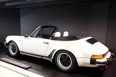 Porsche Museum 911 Turbo cabriolet