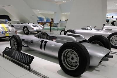 Porsche Museum 804 F1