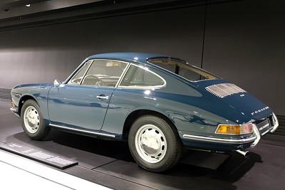 Porsche Museum 912