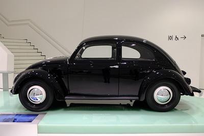 Porsche Museum Beetle