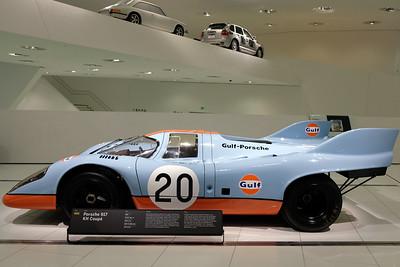 Porsche Museum 917 KH