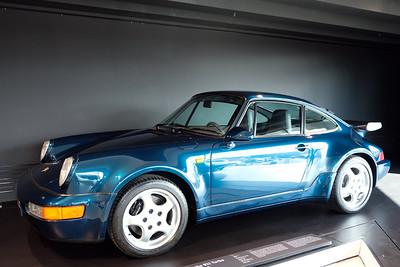 Porsche Museum 911 Turbo 03
