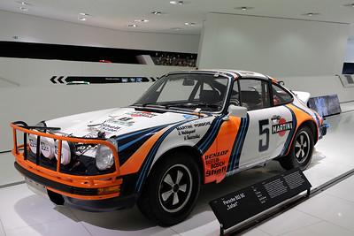 Porsche Museum 911 Dakar