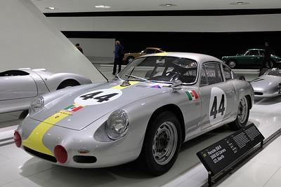 Porsche Museum 356 B Carrera