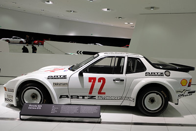 Porsche Museum 924 GTR