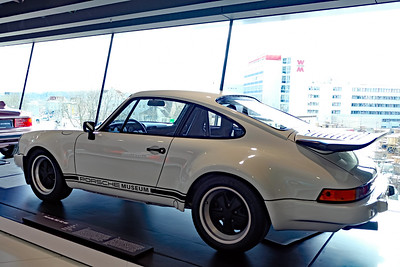 Porsche Museum 911 SC RS