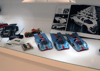 Porsche memoribilia