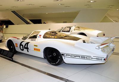Porsche 908 LH Coupe