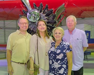 Hangar party guests 06