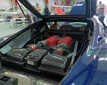 Hangar Ferrari 360 V8