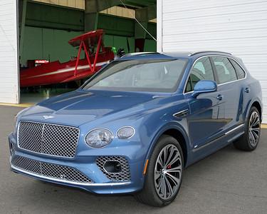 Hangar Bentley Bentayga