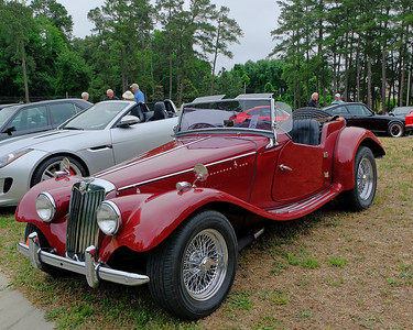 Car Club Showcase MG