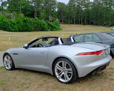 Car Club Showcase Jaguar