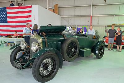 Hangar 1920s Vintage Bentley
