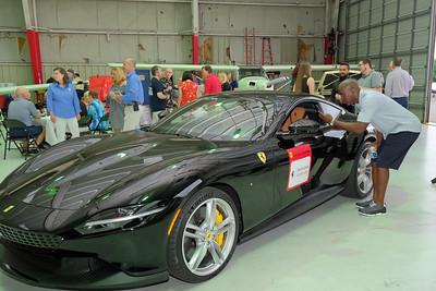 Hangar Ferrari Roma