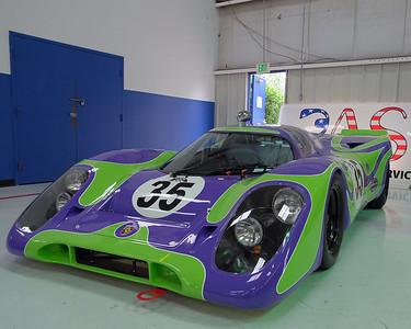 Hangar party Porsche 917 02