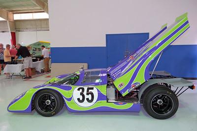Hangar party Porsche 917