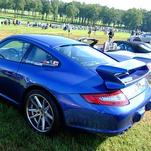 Porsche 911 wing