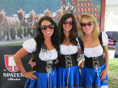 Spatenbrau girls