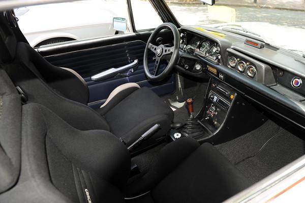Marvelous Alpina BMW 2002 Interior