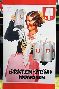 Spatenbrau sign