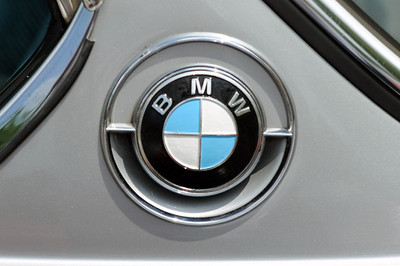 BMW CS badge