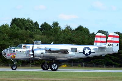 B25 Mitchell Bomber 02