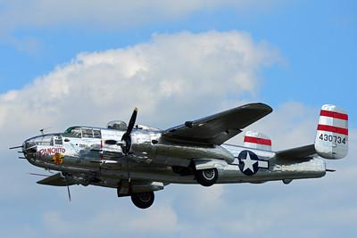 B25 Mitchell Bomber 03